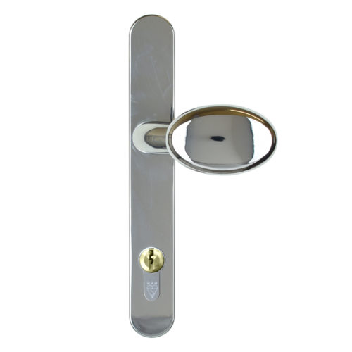 Chrome Lever / Pad Handle