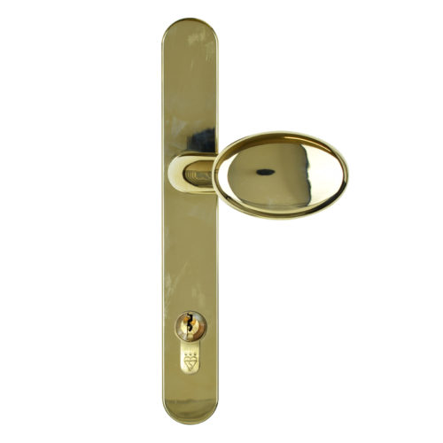 Gold Lever / Pad Handle