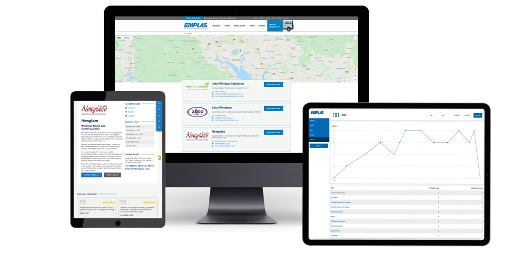 Emplas Introduces New 'Real-Time' Customer Lead Generation